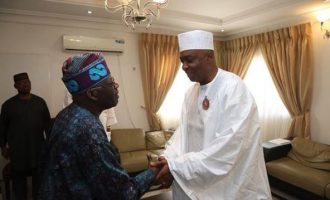 Saraki the father, the son; Tinubu and the holy Buhari