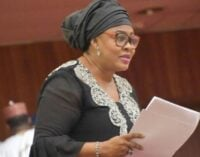 Stella Oduah returns to PDP after three months in APGA