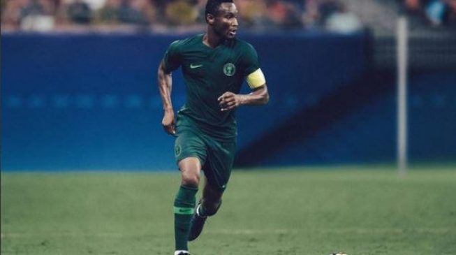 Mikel to 'likely' miss Poland game… work permit to blame