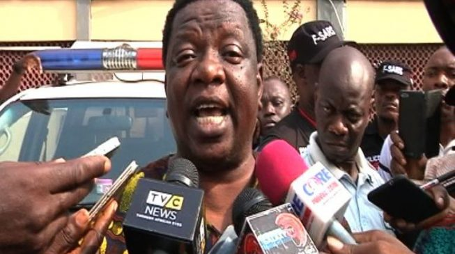 ICYMI: How I killed many people for NURTW chairman in Lagos, suspect confesses