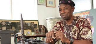 Tunde Kelani screens new film shot with smartphone at iREP festival