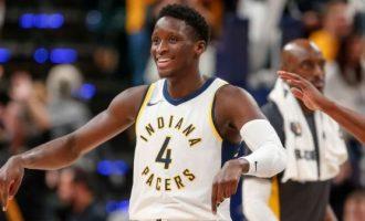 Nigeria-born Oladipo to compete in NBA All-Star slam dunk contest