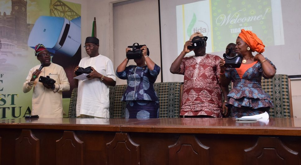 Images from first virtual tourism in Lagos