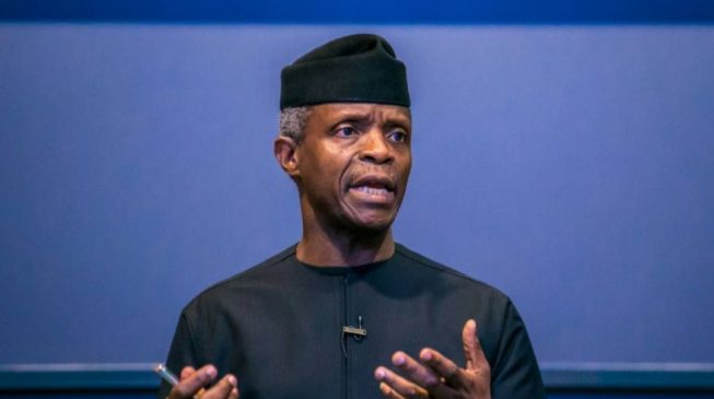 Osinbajo: DisCos underperforming… we need a new strategy