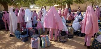 Number of out-of-school girls disturbing, says Buhari