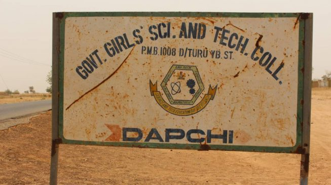 Dapchi final year students to relocate to Nguru ahead of SSCE