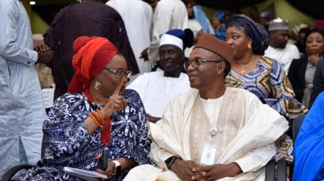 My wife will be Soyinka and Achebe of northern Nigeria, says el-Rufai