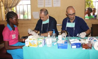 PHOTOS: Turkish Nizamiye Hospital conducts medical outreach in Abuja rural community