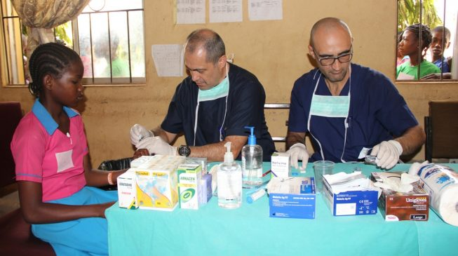 PHOTOS: Turkish Nizamiye Hospital conducts medical outreach in Abuja rural community