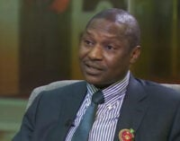 Malami: N'assembly lacks power to declare no-confidence vote on IGP
