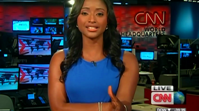 Isha Sesay leaves CNN after 13 years, says 'western media too Trump-focused'