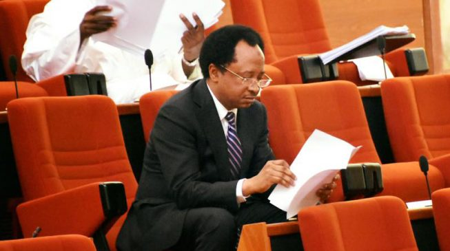 Shehu Sani joins PRP — after dumping APC