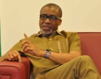 'The Igbo man doesn't kneel for anybody except his chi' – Senator Abaribe