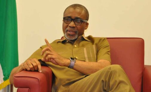 Abaribe: It's non-negotiable for an Igbo person to replace Buhari