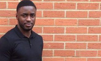 Son of house of reps member shot dead in UK