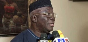 Ayo Adebanjo: Tinubu not speaking against herders because he doesn't want to offend Buhari