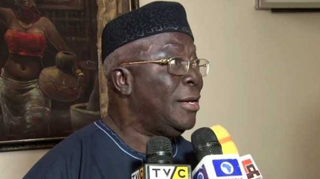 Buhari is a civilian autocrat - Adebanjo