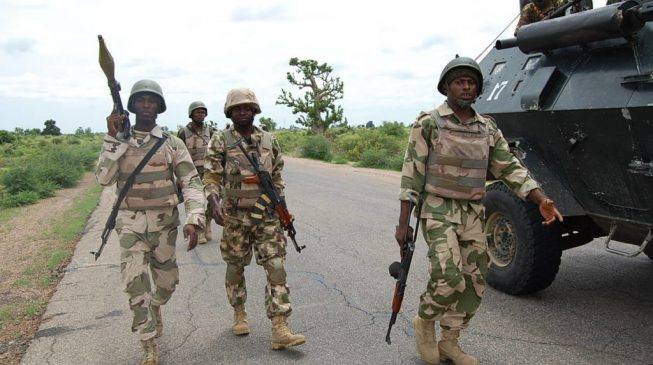 Army reopens Maiduguri-Bama highway 30 months after closure