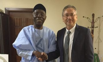 Report: Thailand ambassador says Audu Ogbeh's claim is false