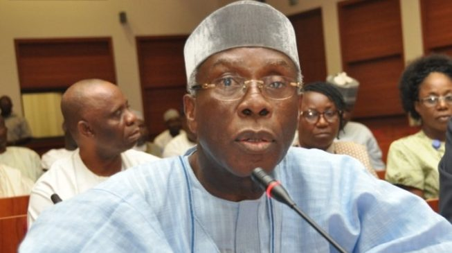 As Audu Ogbeh takes the back seat