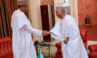 Ex-VP Sambo sends tongues wagging as he visits Aso Rock — again