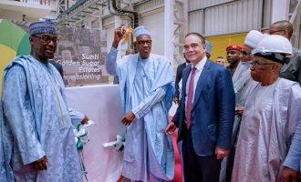Buhari: The economy has been recording considerable progress