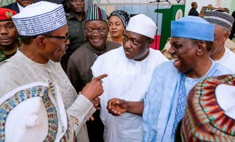 'I may come back to campaign in Benue' — Buhari hints at contesting in 2019