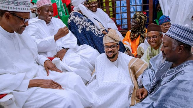 'Buhari isn't different from Jonathan' — angry reactions to president's trip to wedding party