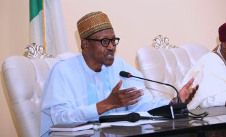 Remaining Dapchi schoolgirl won't be abandoned, says Buhari