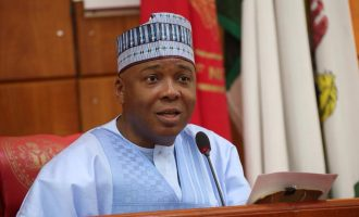 EXTRA: Marafa offers Saraki another wife
