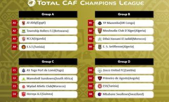 Egyptian club Ismaily disqualified from CAF Champions League