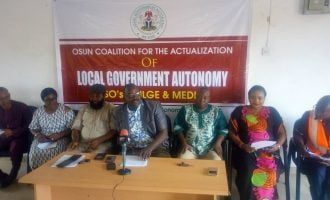 CSOs ask Osun assembly to pass LG autonomy bill