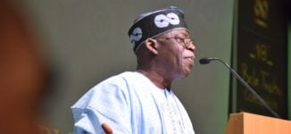 'I've never heard of it' — Tinubu denies reports linking him to tech company