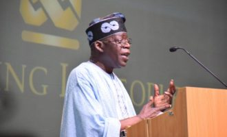 Tinubu: Some lawmakers plotting to impeach Buhari