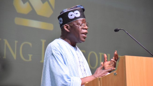 Tinubu: It'd have been better if PDP focused on just electricity for 16 years