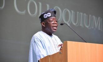 'This is not Kwara' – Tinubu rejects 'O to ge' in Lagos