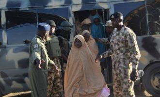 FG: Week-long ceasefire was declared to enable release of Dapchi schoolgirls