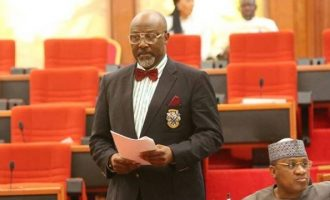PDP: INEC has been asked to block Melaye's return to the senate
