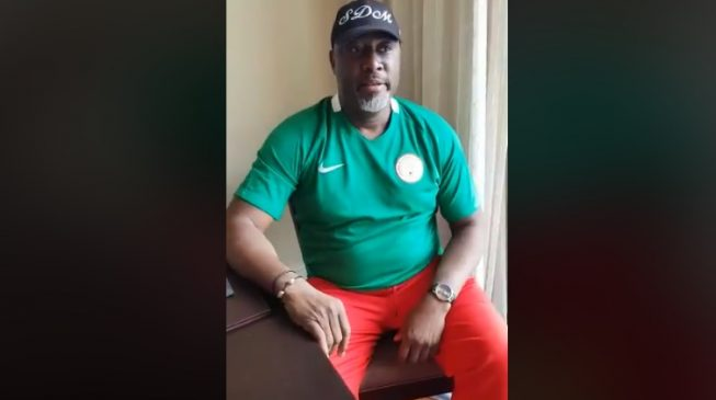 VIDEO: Yahaya Bello will go to prison, says Melaye
