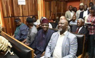Court bars FG from calling more witnesses against Melaye