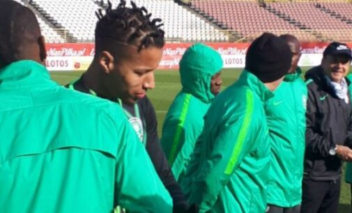 Poland vs Nigeria: 'Absence of Mikel, Junior Ajayi good for Eagles'