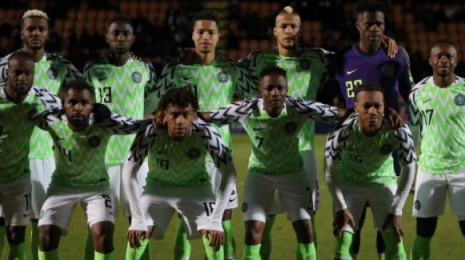 Nigeria retain 47th spot in FIFA rankings