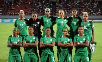 Oparanozie, Ordega, Ikidi… Falcons' starting 11 against Les Bleus