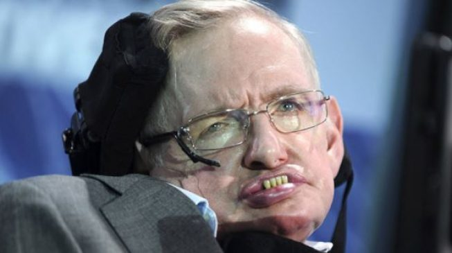 Stephen Hawking, world renowned physicist, dies at 76