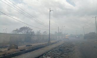 Still on Lagos