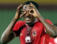 Junior Ajayi on Super Eagles call-up: It's the greatest source of satisfaction