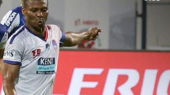 Keeping up with Nigerian players: Uche, Ofoedu net a brace each but Balogun sees red