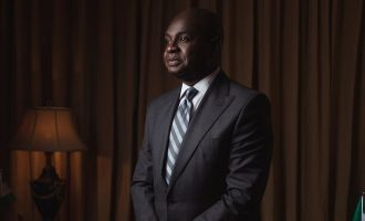Nigeria 'will be lucky' to have Moghalu as president