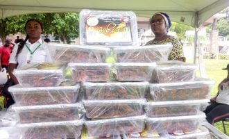 There'd be 'strong demand' for Nigerian food if we market them aggressively