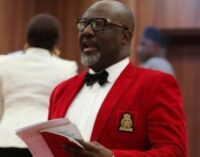 'You could have returned the budget to n'assembly' — Melaye taunts Buhari